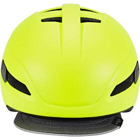 MET Corso Casco, matt safety yellow